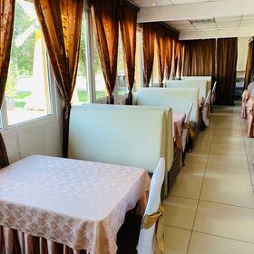 Основной зал - Кафе Роща